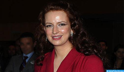 الأميرة للا سلمى تعطي انطلاقة الحملة التحسيسية للكشف المبكر عن سرطان الثدي