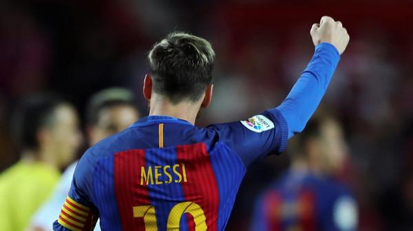 الصحافة العالمية: ميسي ملك كرة القدم