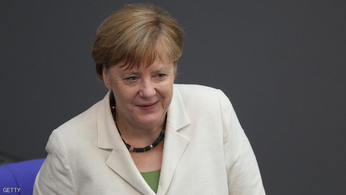 """المرأة الحديدة تسعى لـ""""ولاية رابعة"""" بألمانيا"""