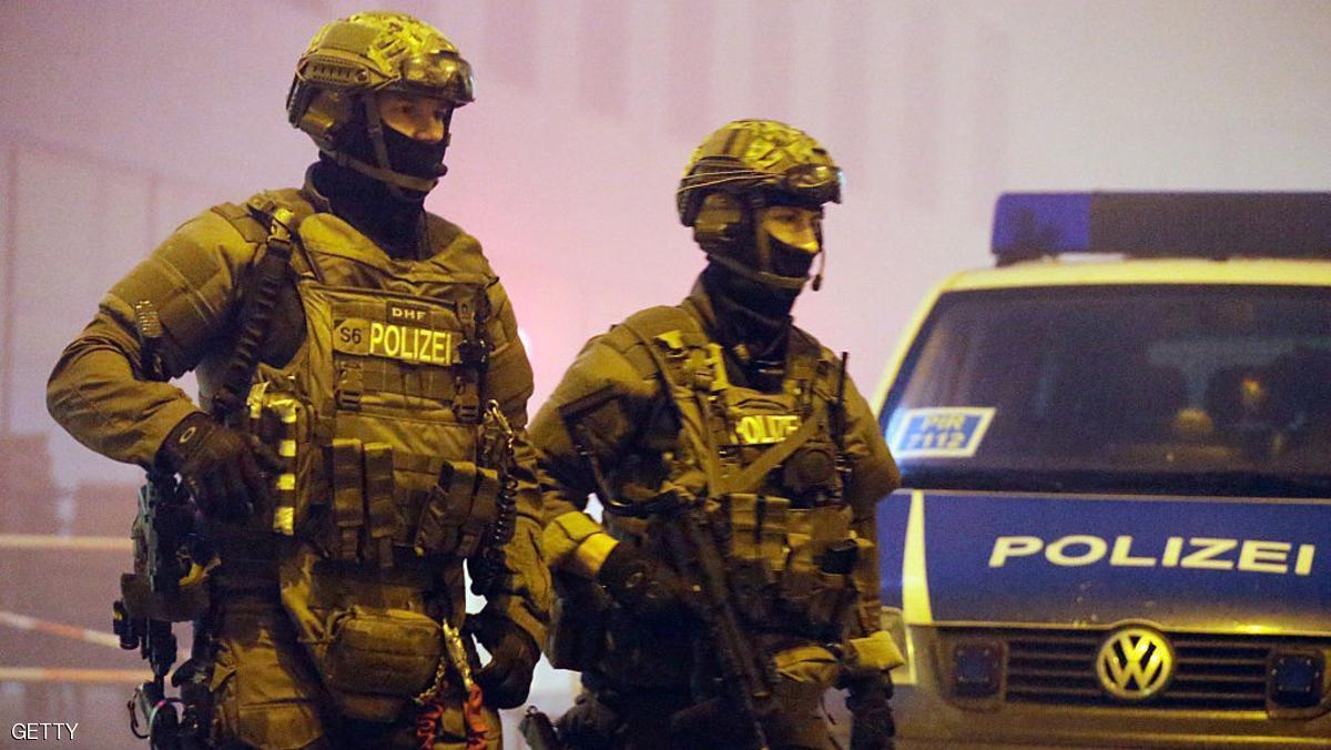 """الشرطة الألمانية تعتقل مقاتلين من """"أحرار الشام"""""""