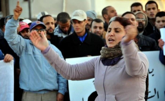عاجل… لغزيوي يطرد الزميلة حنان رحاب من الأحداث المغربية