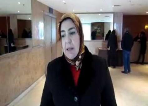 """فتح تحقيق مع برلمانية أعادت وصف الريفيين بـ""""الأوباش"""""""