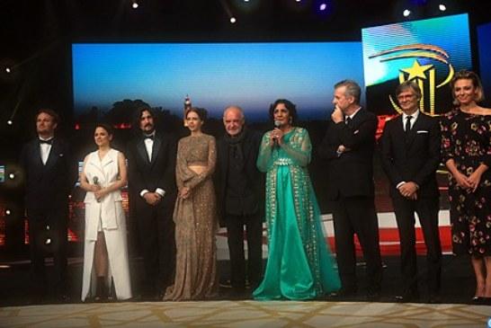 افتتاح الدورة 16 من المهرجان الدولي للفيلم بمراكش