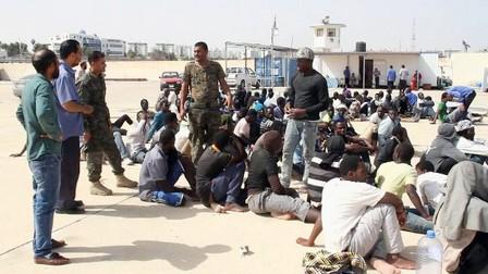 المجلس الأوروبي للمهاجرين يدين ترحيل الجزائر لآلاف الأفارقة