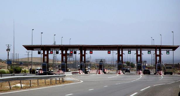 الأشغال تتسبب في تعليق حركة المرور بالطريق السيار بين هذه المدن