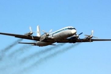 نجاة ركاب طائرة روسية بعد تحطمها أثناء هبوطها اضطراريا