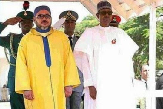 الملك يعزي الرئيس محمدو بوهاري بعد حادث انهيار كنيسة بنيجيريا