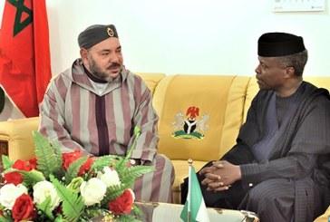 الملك محمد السادس يحل بنيجيريا في أول زيارة رسمية لهذا البلد