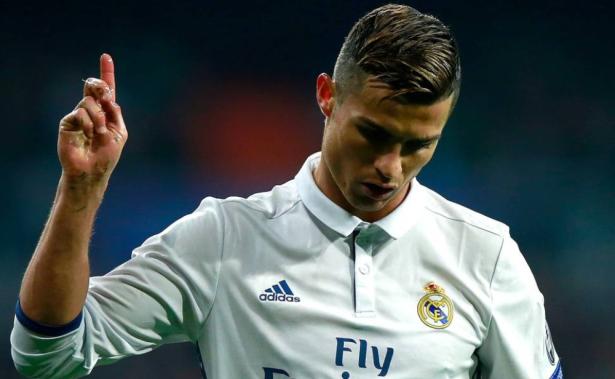 رئيس ريال مدريد يتحدث عن قرار رحيل رونالدو