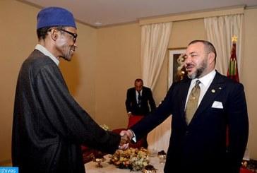 الملك يتعهد بتقديم دعم مغربي لنيجيريا للقضاء على بوكو حرام