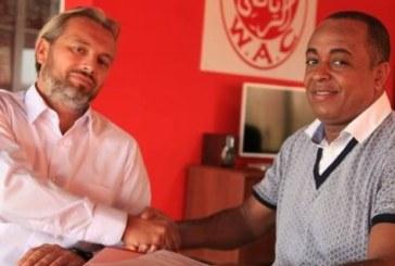 اجتماع طارئ لتحديد مستقبل المدرب دوسابر مع الوداد البيضاوي