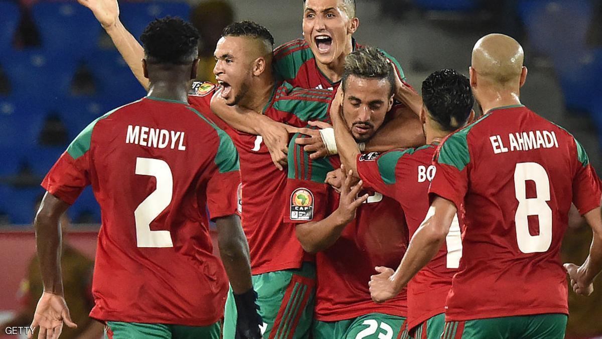 شاهد البث المباشر : المغرب – مصر