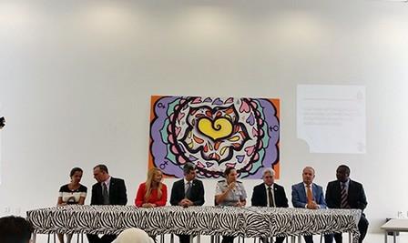 برازيليا..إبراز قيم التعايش الديني والتسامح التي تميز المملكة