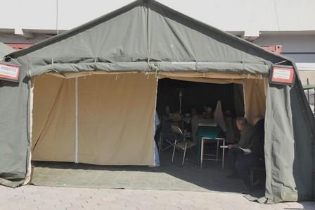 النائب الأول لرئيس جمهورية جنوب السودان يثمن عاليا إقامة المستشفى الميداني المغربي بجوبا