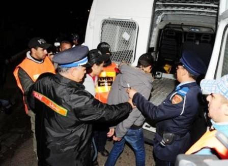 توقيف 9 متورطين في عمليات اختطاف واحتجاز وابتزاز بانتحال صفة أمنيين