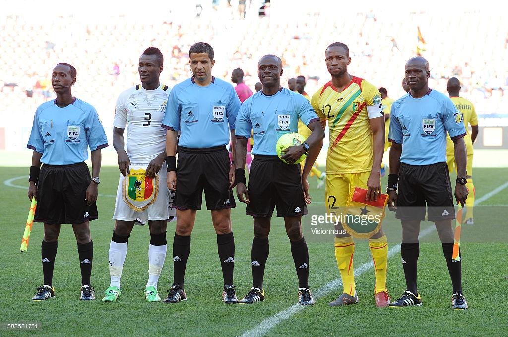شاهد البث المباشر : مالي – غانا