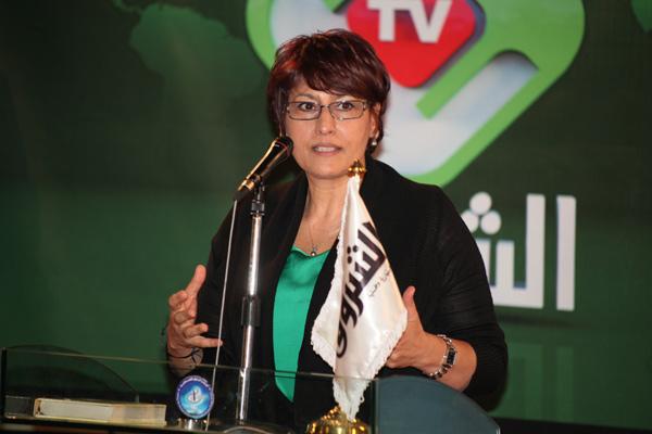 بالفيديو …برلمانية جزائرية: هكذا خطبني القذافي