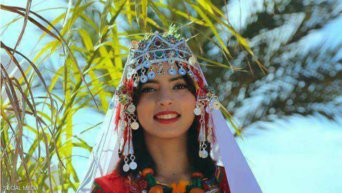 تتويج حنان أوبلا بلقب ملكة جمال الأمازيغ