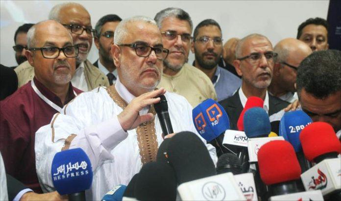 عاجل. عبد الإله ابن كيران في طريقه للتخلي عن رئاسة الحكومة