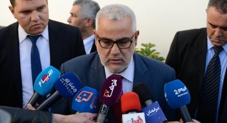 الأمانة العامة لحزب العدالة والتنمية تساند ابن كيران في اتخاذ هذا القرار الحاسم