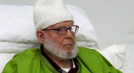 وفاة الشيخ حمزة شيخ الطريقة البودشيشية