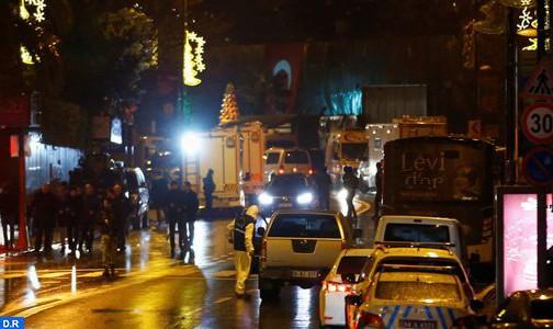 اعتداء إسطنبول… جرح 3 مغاربة في الهجوم الدامي على الملهى الليلي
