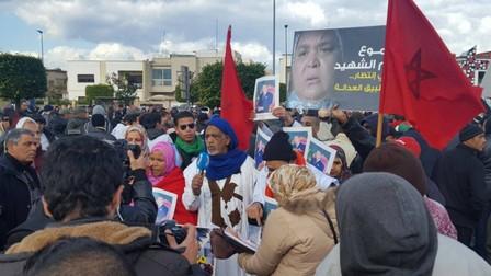 مطالب شعبية بإنصاف شهداء الواجب الوطني وعائلات وأصدقاء ضحايا اكديم ازيك
