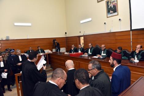"""النيابة العامة تلتمس رفض الدفوع الشكلية لدفاع المتهمين في أحداث مخيم """"إكديم إزيك"""""""