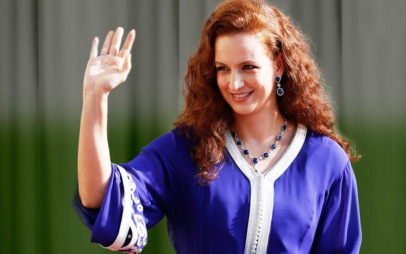 الأميرة للا سلمى تتصدر قائمة أجمل زوجة زعيم في إفريقيا