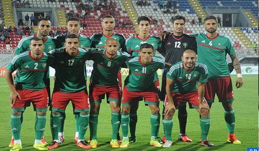 """المنتخب المغربي في المجوعة الثانية في قرعة إقصائيات """"الكان 2019"""""""