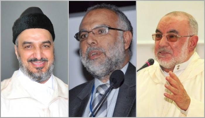 كيف تحول مغاربة منهم وزير راحل وداعية وبرلماني لمشعوذين في قنوات مصرية؟ + صور
