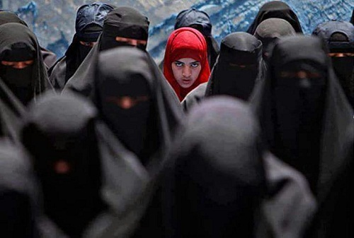 """سكيزوفرينيا الحريات… ونقاش """"البرقع الافغاني""""!؟"""