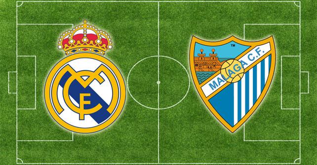 شاهد البث المباشر : ريال مدريد – ملقا