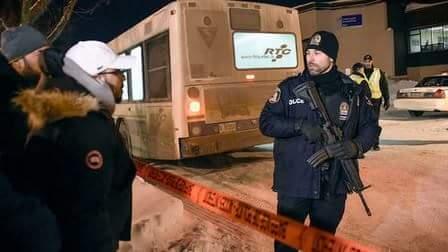 مغربي ضمن المعتقلين في الهجوم على مسجد بكندا