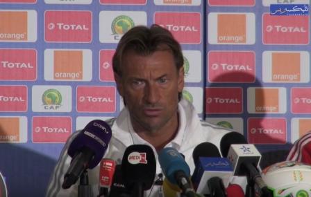 رونار يكشف لائحة المنتخب لمواجهة هولندا والكاميرون وزياش المفاجأة
