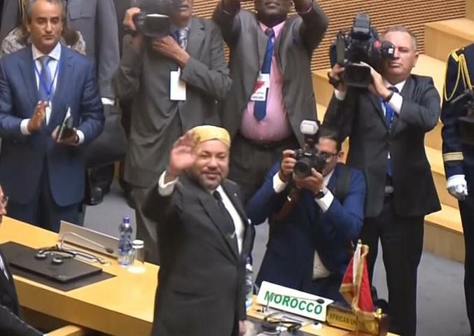 """من ثمار عودة المغرب للاتحاد الإفريقي… مفوضية الاتحاد تدعو لحل """"توافقي"""" للنزاع بشأن الصحراء المغربية"""