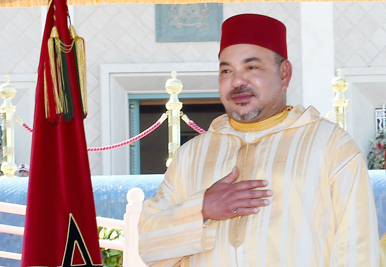 """الملك يدشن بالنواصر مركز تصفية الدم """"أمل أولاد عزوز"""""""