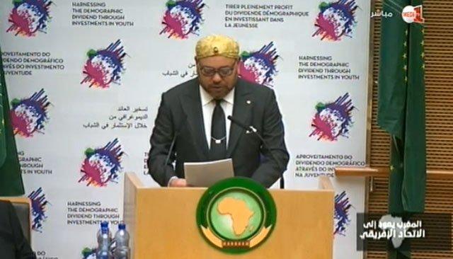 """الملك: """"إننا نؤكد التزامنا من أجل تحقيق التنمية والرخاء للمواطن الإفريقي"""""""