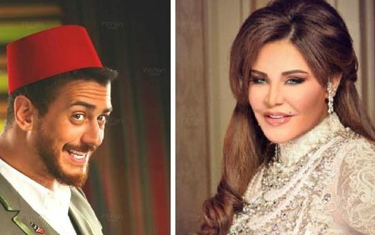 """النجمة الإماراتية أحلام تبكي سعد لمجرد وهذا ما قالته عن """"المعلم"""""""