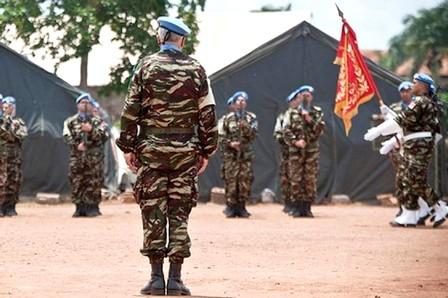 مقتل جنديين مغربيين وإصابة جندي من قوات حفظ السلام بأفريقيا الوسطى