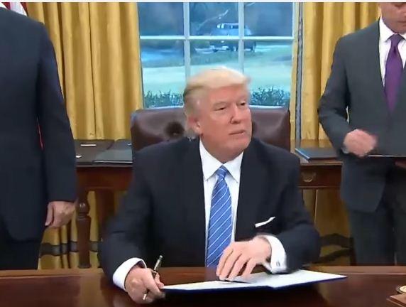 ترامب يعطي تعليمات جديدة لتشديد إجراءات فحص الأجانب بعد اعتداء نيويورك