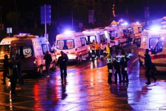 ارتفاع عدد ضحايا الاعتداء في اسطنبول إلى 39 قتيلا