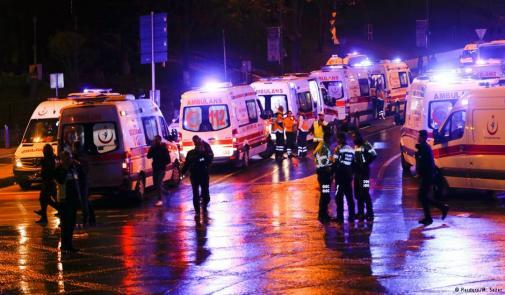 """مصدر قنصلي لـ""""المغربي اليوم"""" وفاة سيدتين مغربيتين في اعتداء اسطنبول والجرحى يتلقون العلاج"""