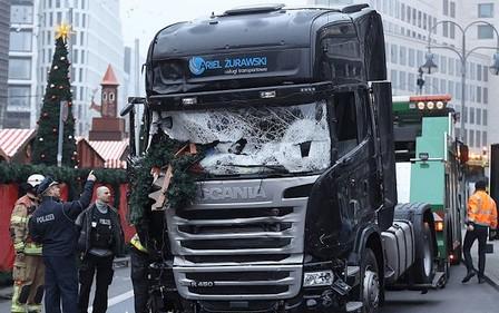 السلطات الألمانية تنفي أن يكون الإرهابي التونسي مخبرا لها