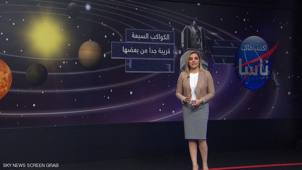 """هكذا ساهمت جامعة مغربية باكتشاف """"الكواكب السبعة"""""""