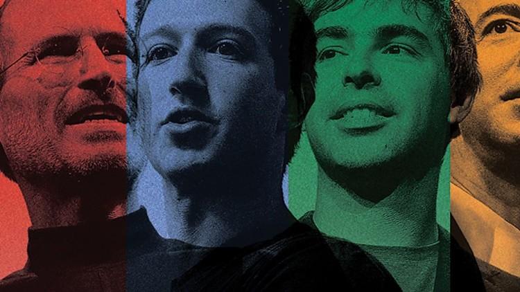 آبل وغوغل وفيسبوك ضد ترامب…
