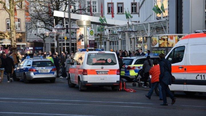 ألمانيا: سيارة تدهس عددا من المشاة والشرطة تطلق النار على سائقها