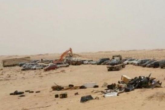 الجيش المغربي يتحرك لفك الحصار عن المئات من الشاحنات بمعبر الكركرات