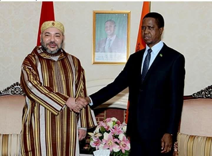 """زامبيا تؤكد سحب اعترافها بـ""""البوليساريو"""" وترحب بعودة المغرب للاتحاد الإفريقي"""