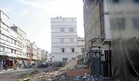 الدار البيضاء.. تأجيل النظر في ملف انهيار عمارة اسباتة